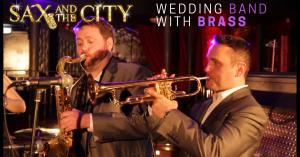 Wedding bands brass